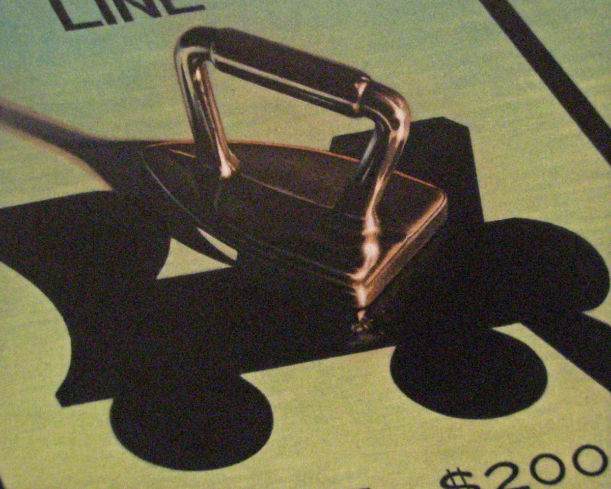 Line Iron