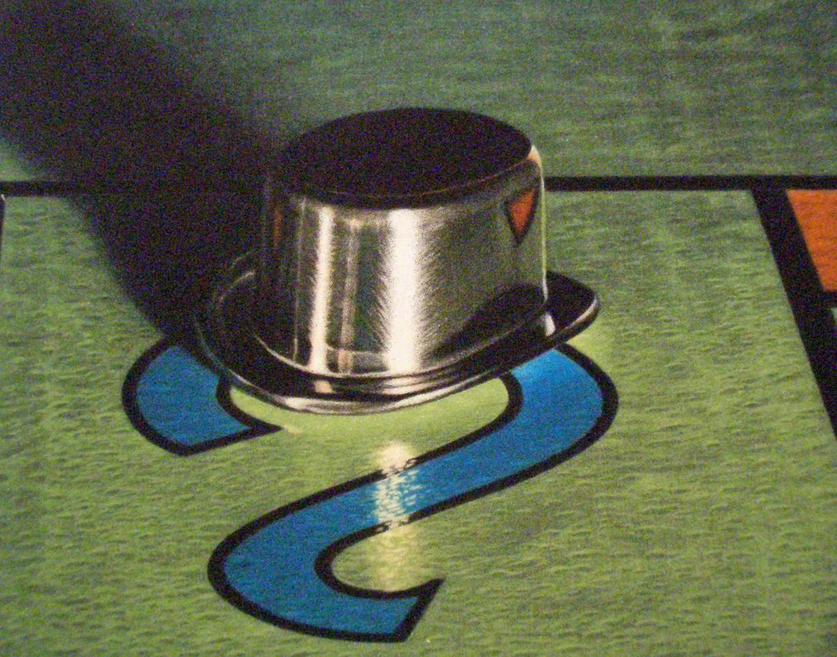 Shiny Chapeau