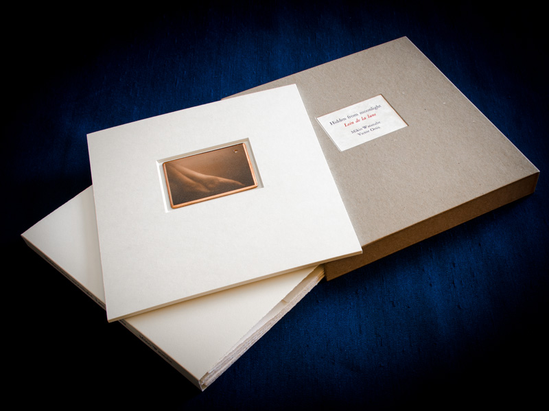 Cancelled copper plate included in deluxe edition