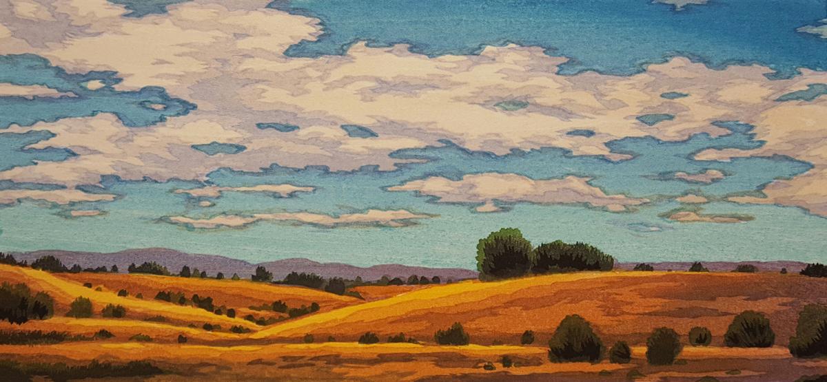 Cloud Dragons (Golden Hills)