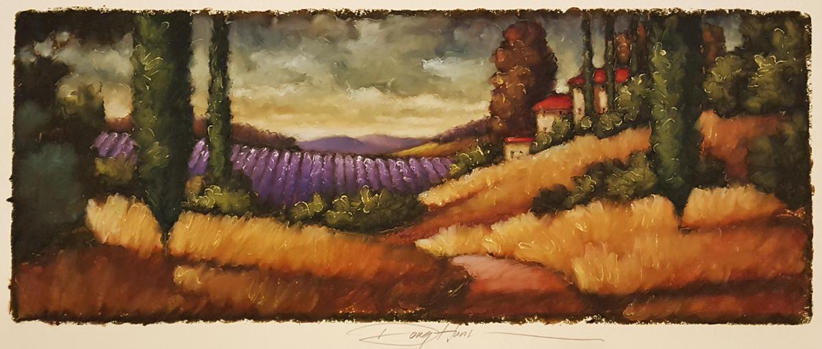 Lavender Fields #2