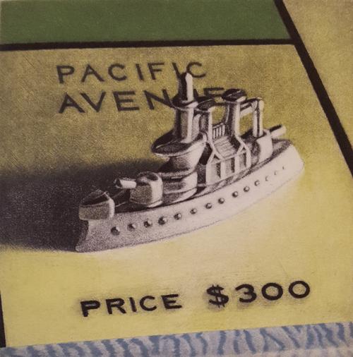Monopoly Series II Ship