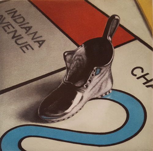 Monopoly Series II Shoe