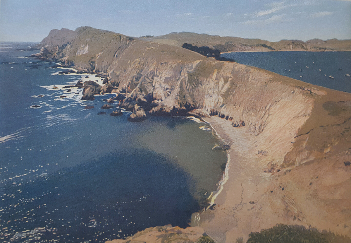 Point Reyes by Stephen McMillan