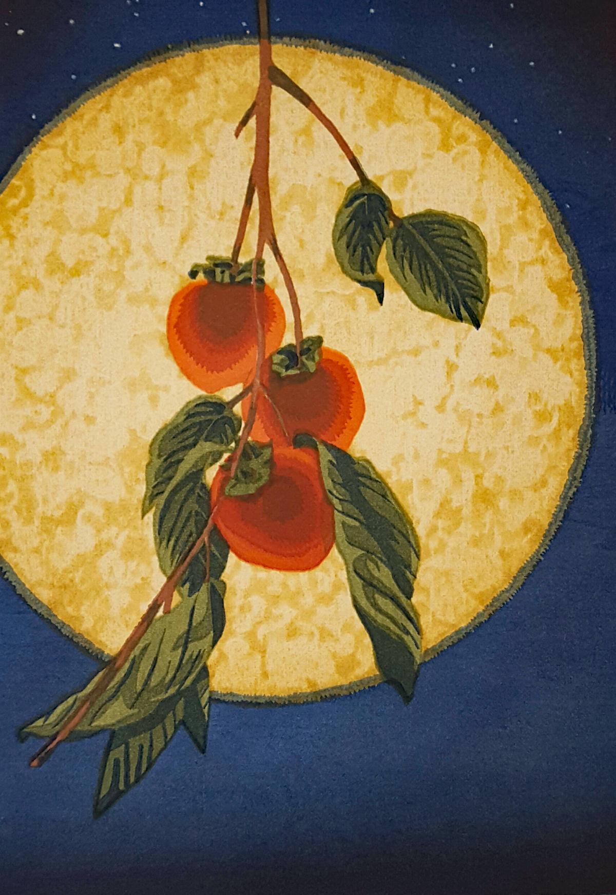 Persimmon Moonrise