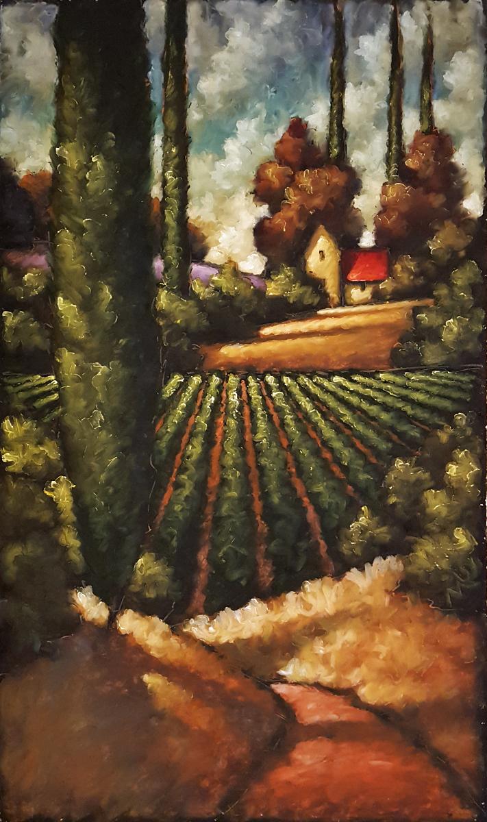Path to the Farmhouse #10