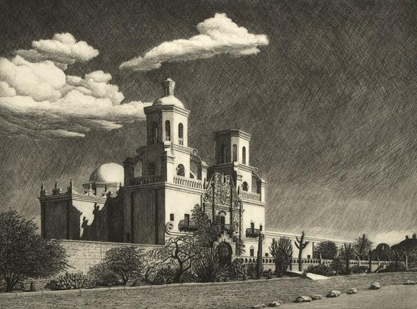San Xavier del Bae