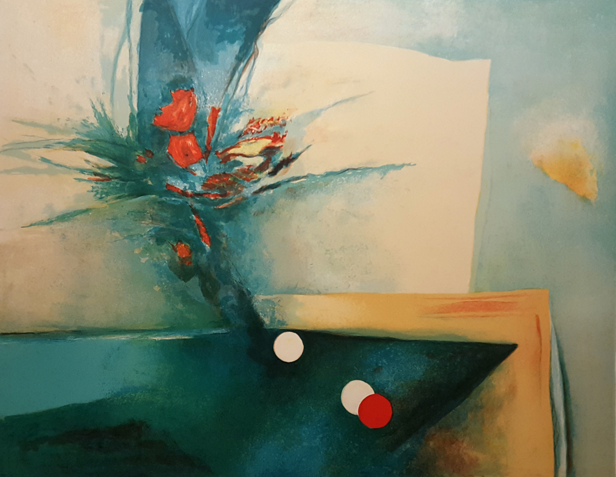 Billiard by Claude Gaveau