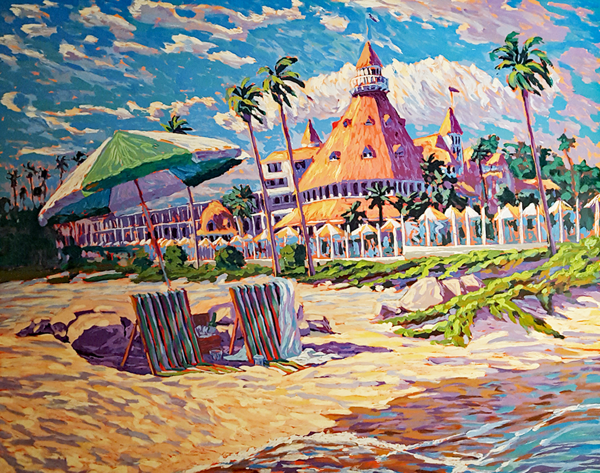 Del Coronado by John Cosby