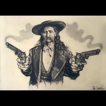 Wild Bill, Deadwood 1876​