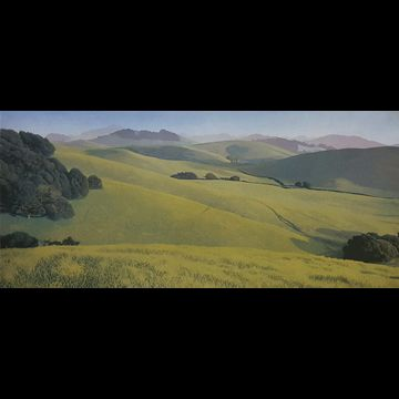California Hills by Stephen McMillan
