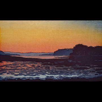 Daybreak, Elkhorn Slough