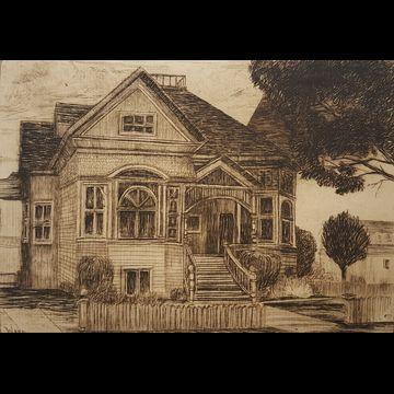 John Steinbeck House Salinas