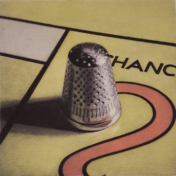 Monopoly Series II Thimble