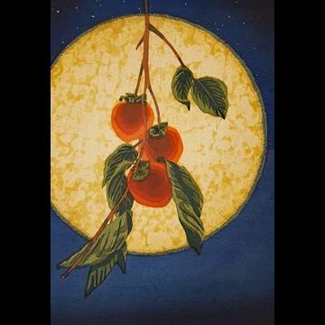 Persimmon Moonrise