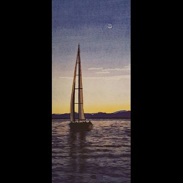 Sailing at Twilight