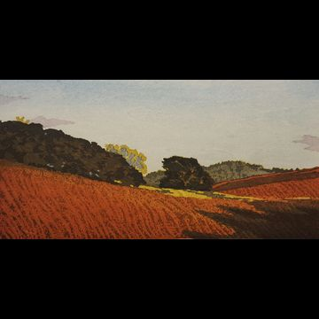 Red Earth, November Light