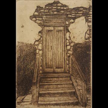Sherman's Door, Old Monterey