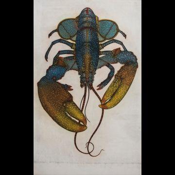 Le homard bleu de Bretagne
