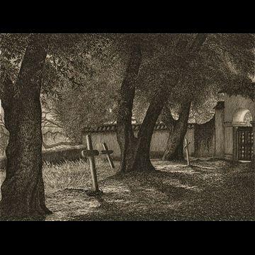 Graveyard, San Juan Bautista