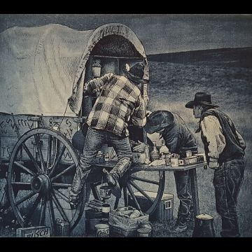 5 AM The Riddle of the Chuck Wagon...