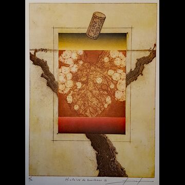 Histoire de bouchons 14 by Daniel Beugniot dit Dill